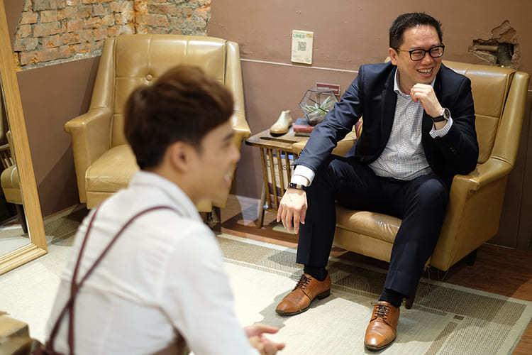 '楊先生與Eddie