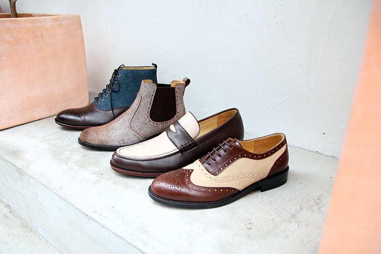 限定設計師鞋款