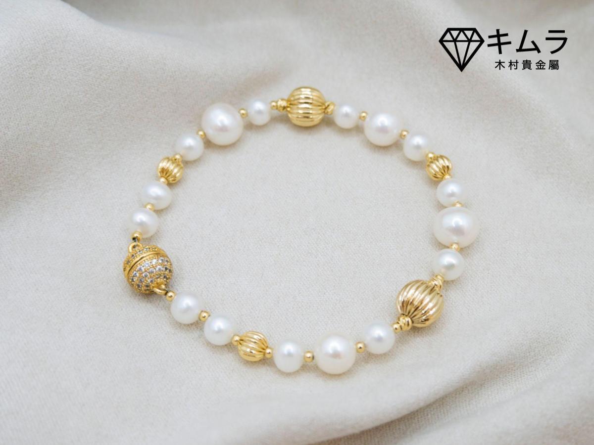 喜歡白色的你心思細膩,如同6月誕生石珍珠高雅純潔。