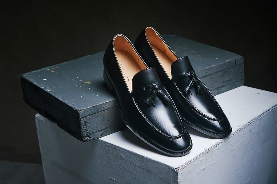 流蘇樂福鞋