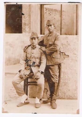 當時日軍的軍靴