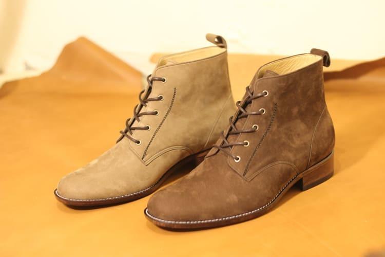 林果的日本軍靴