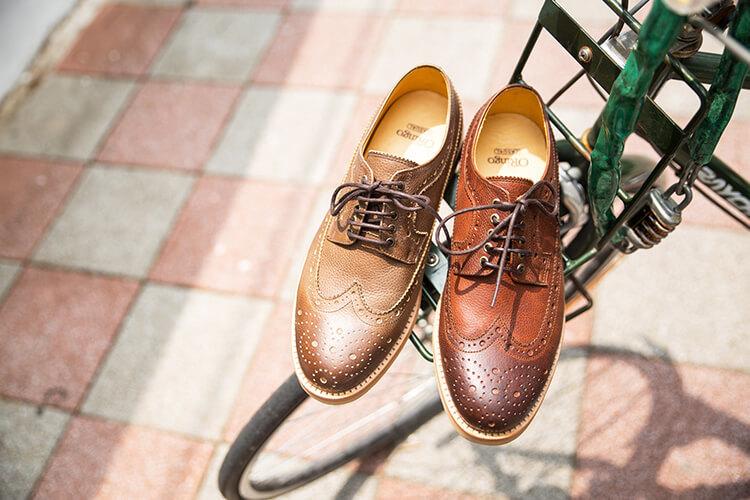 長翼紋得比休閒鞋