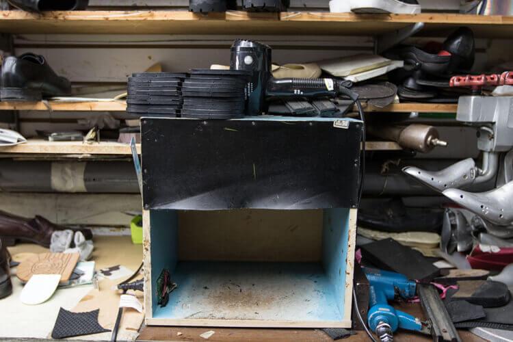 自製吹風機乾燥箱