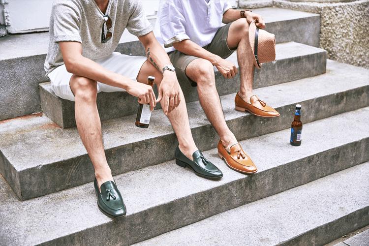 休閒感的樂福鞋不宜面試時穿著