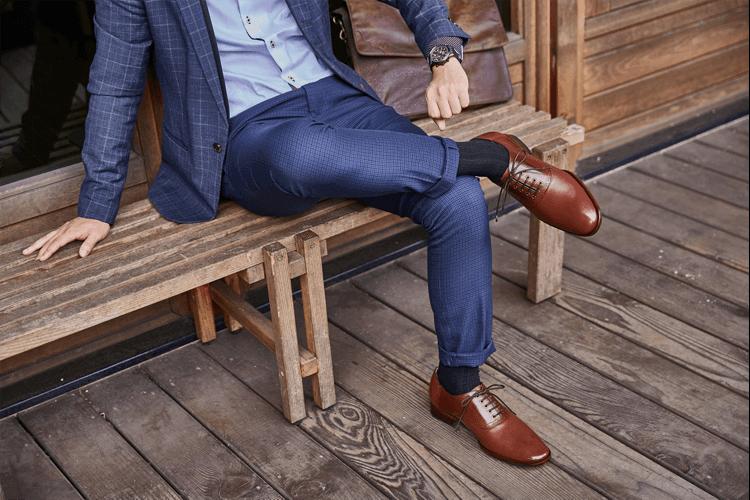 襪子的搭配是面試穿搭不可忽略的細節