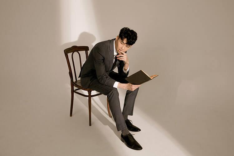 商務職男的西裝皮鞋搭配學穿出紳士樣貌