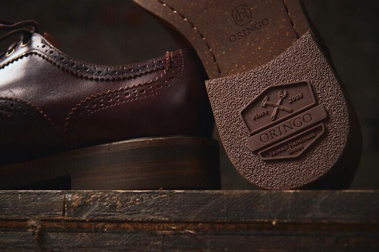 林果良品工作鞋logo