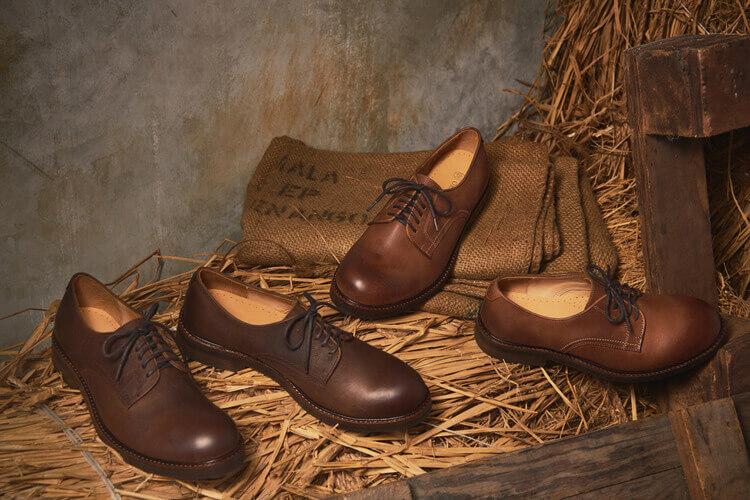 德比工作鞋形象照