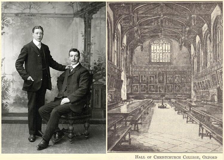 牛津大學引進牛津鞋成為學生制服的一部分