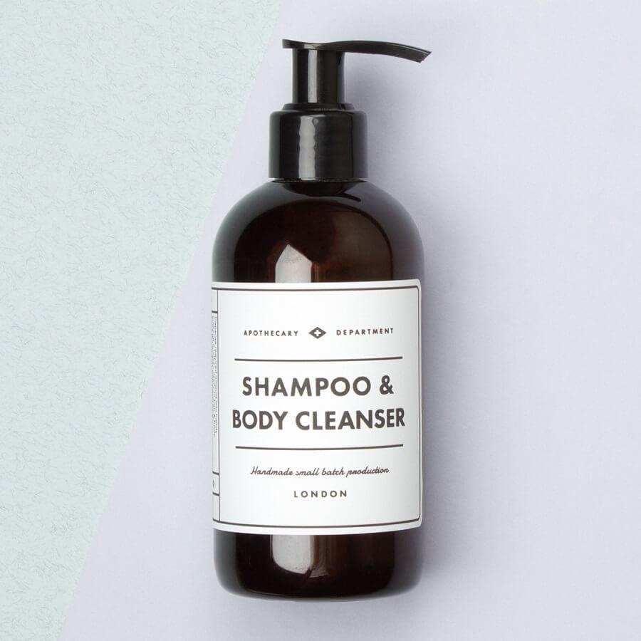 洗髮浴沐乳