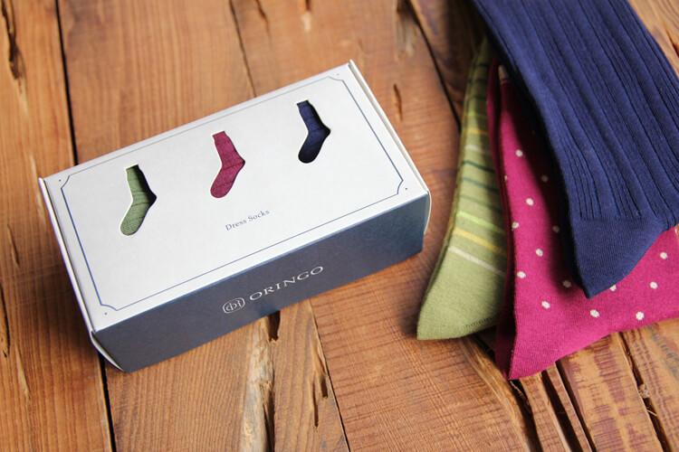 鏤空襪型禮盒