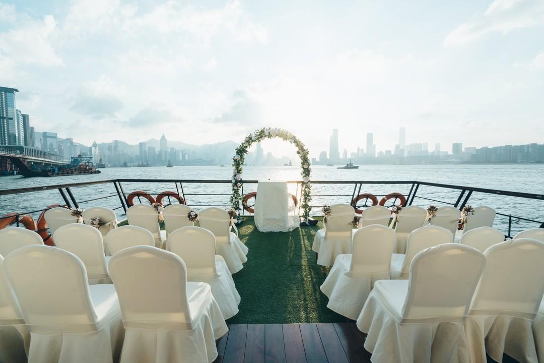 海上婚禮|【戶外婚禮點攪好?】3個戶外婚宴場地大解構|Kama Delivery外賣服務專家