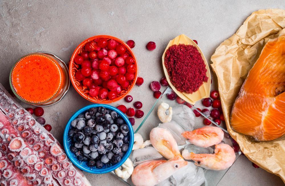 天然蝦紅素推薦食物來源