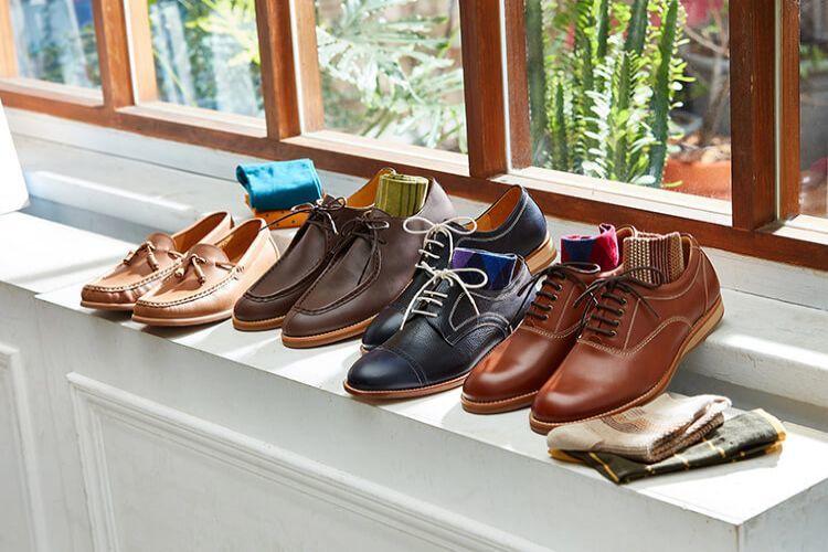 林果良品6款日常穿搭休閒皮革休閒鞋推薦