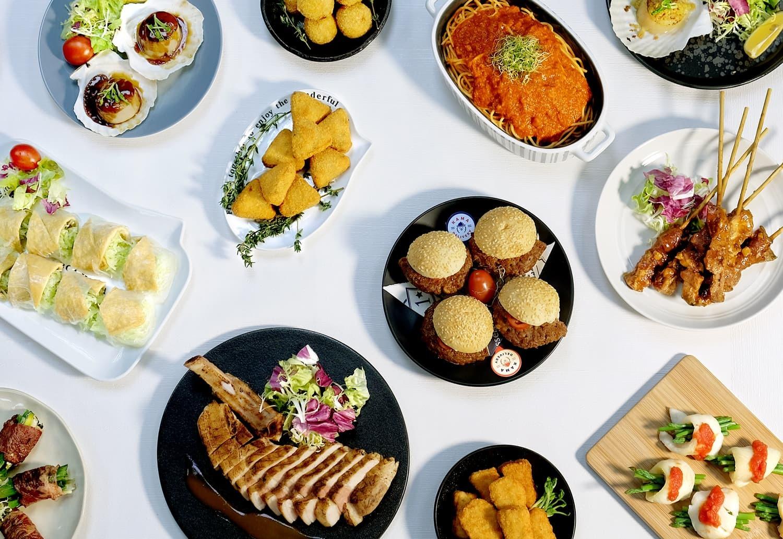 美食到會外賣推介 多款特色派對套餐自由選擇 香港人首選餐飲服務公司 Kama Delivery Catering
