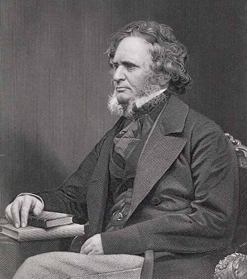 14 代的德比爵士of Edward Smith-Stanley, 14th Earl of Derby