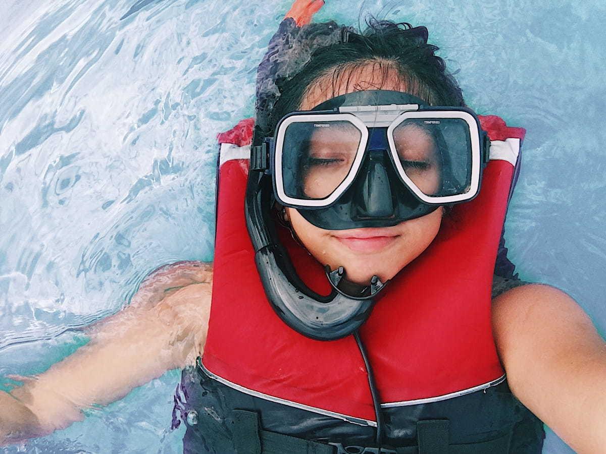 親子浮潛 船P潛水活動推介,讓你玩轉盛夏 Kama Delivery到會外賣服務