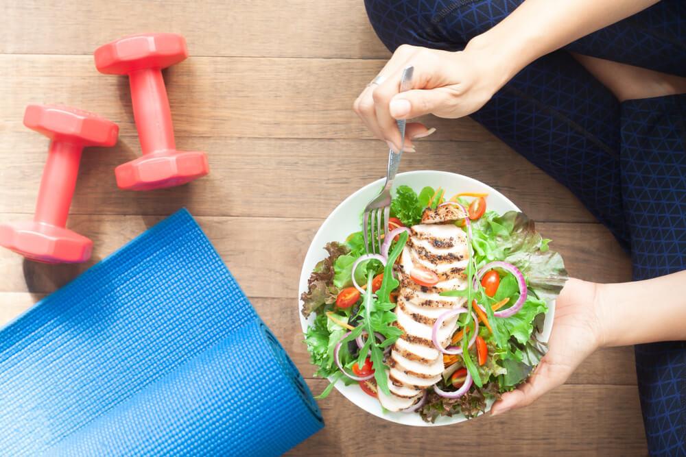 預防心血管疾病吃蔬果和運動