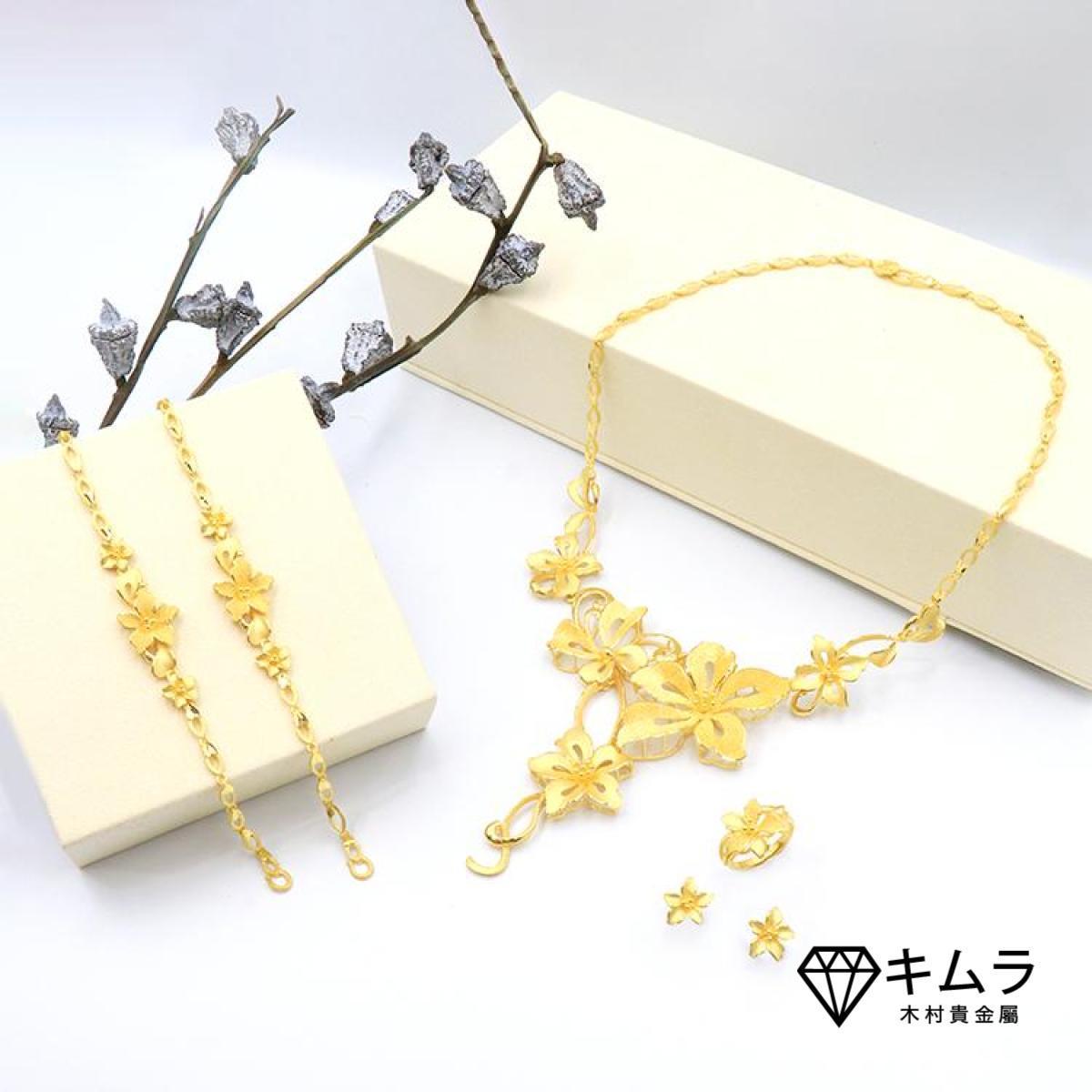 黃金戒指純度高,加工更換款式較容易