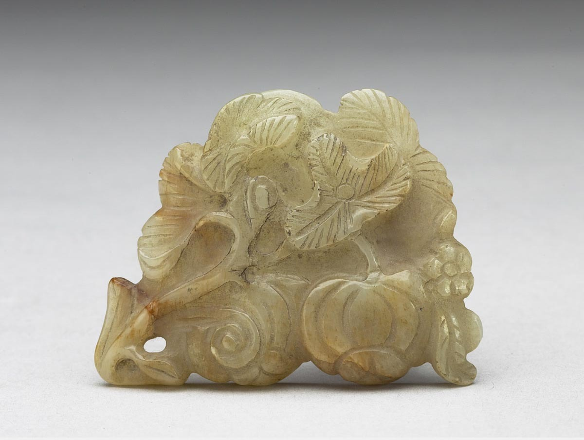 宋朝玉的工藝技術已成熟,出現多種玉製隨身飾品及擺設