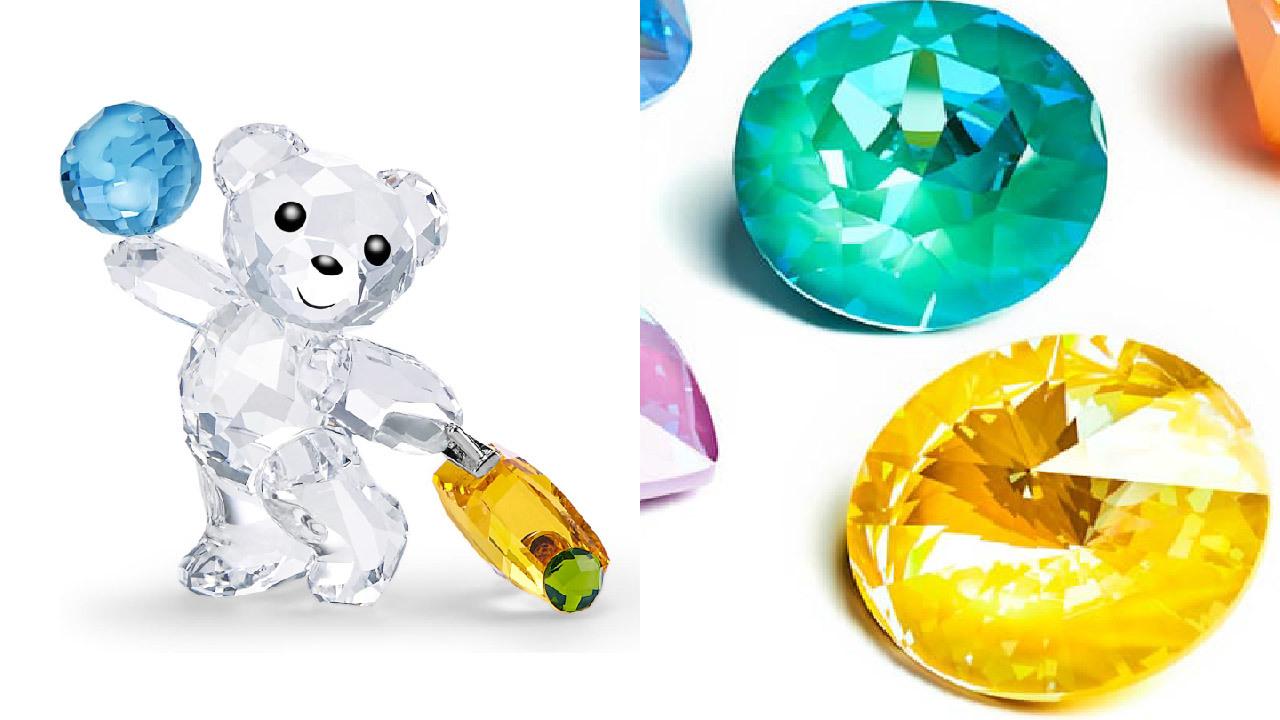 施華洛世奇水晶玻璃
