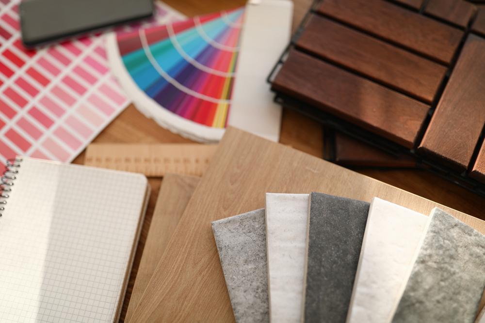 考慮各種地板材質