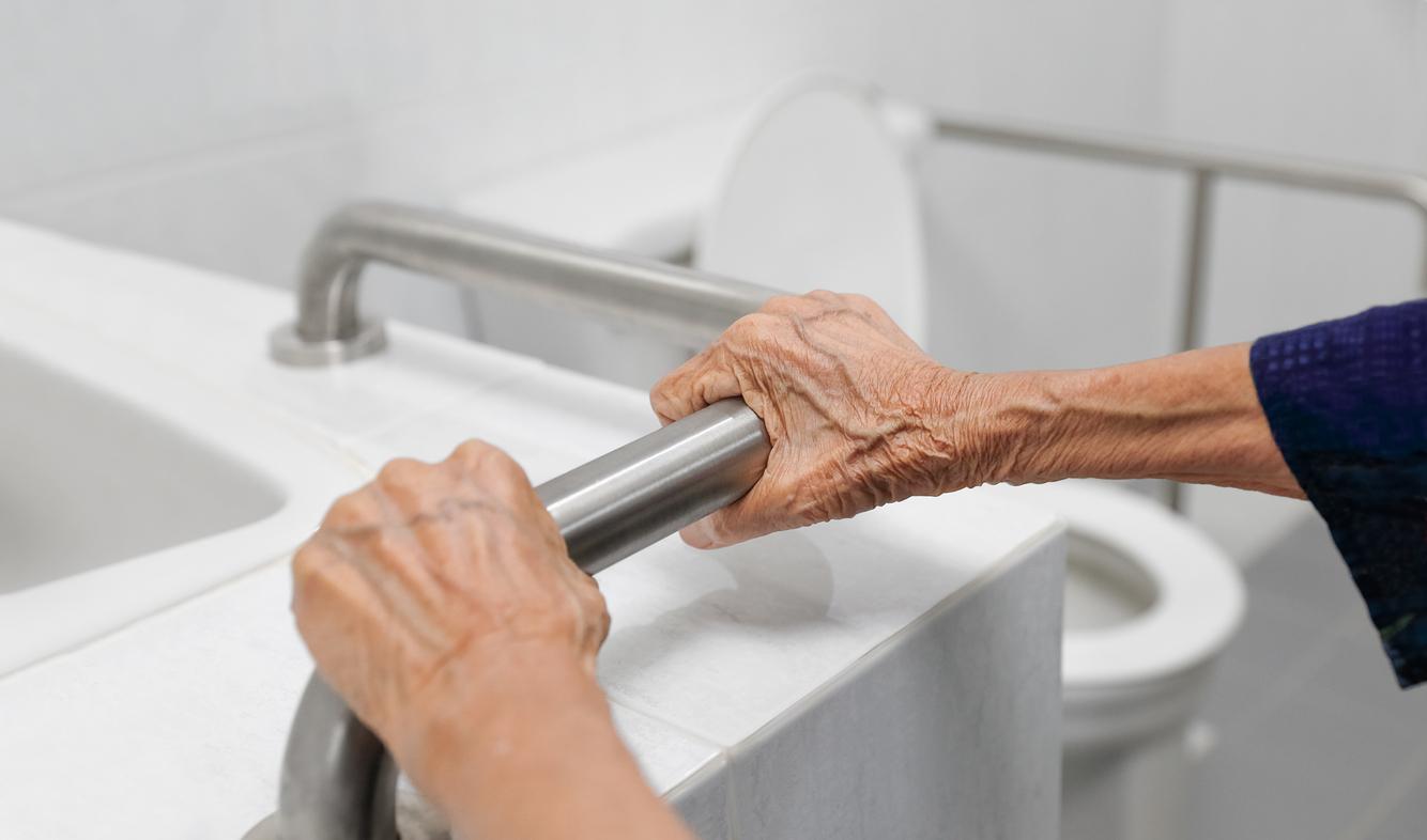 老人浴室防滑