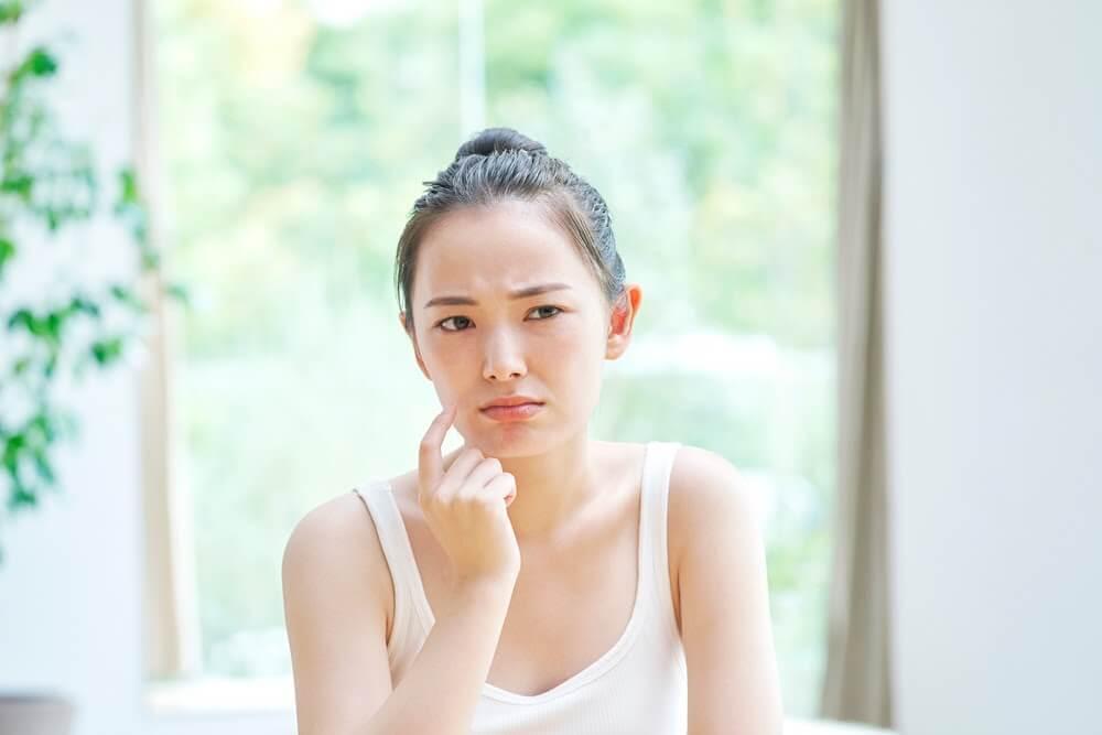 煩惱皮膚老化