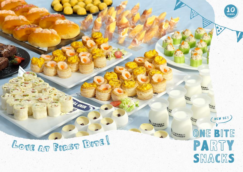 婚宴到會推介|度身訂造婚禮餐單|Kama Delivery西式美食外賣專家