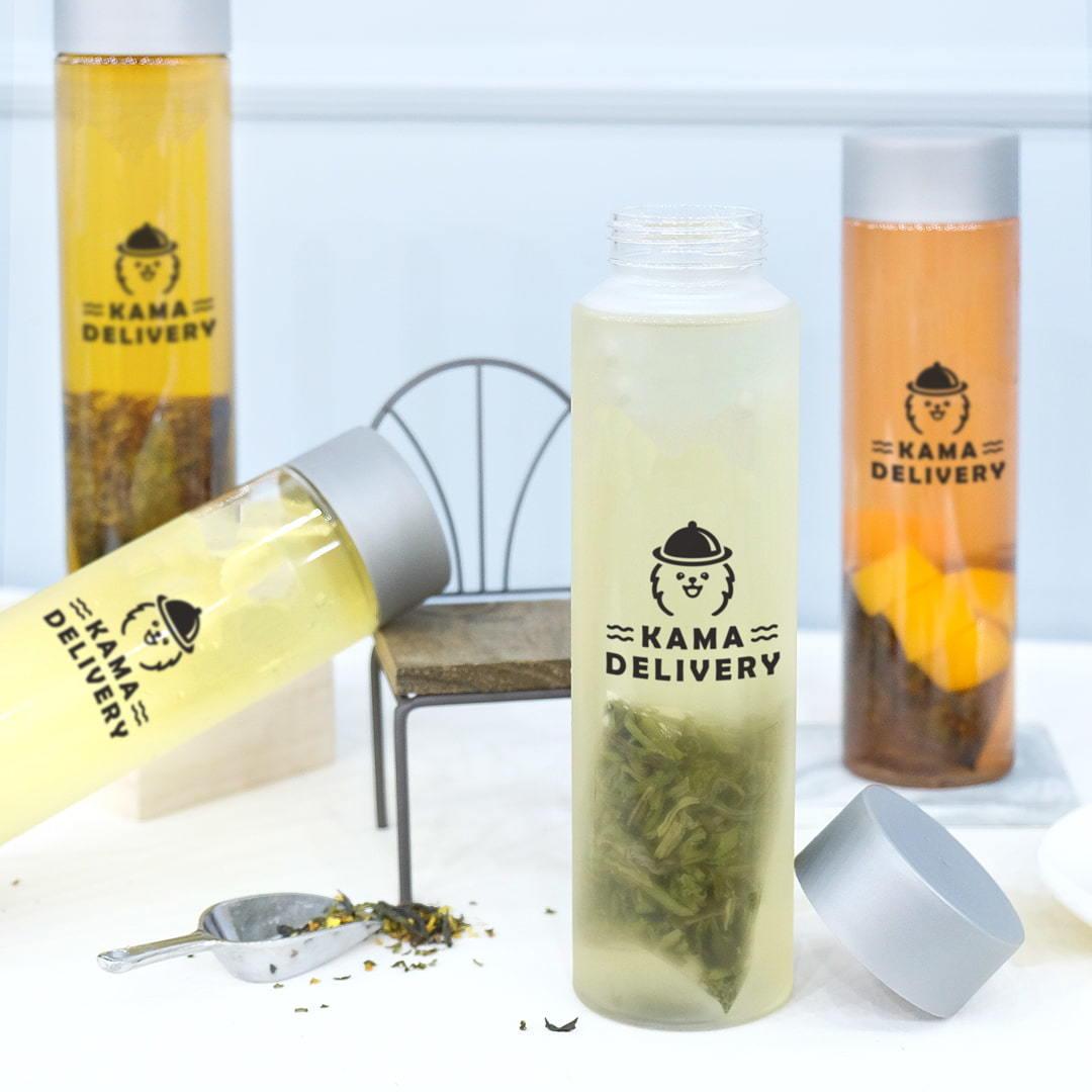 野餐必備的健康冷萃茶系列|飲品到會外賣餐飲服務|Kama Delivery Catering