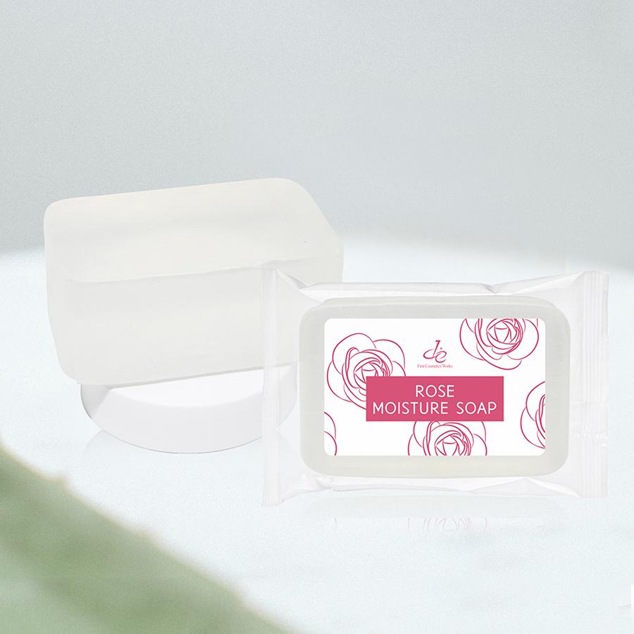 de玫瑰保濕皂