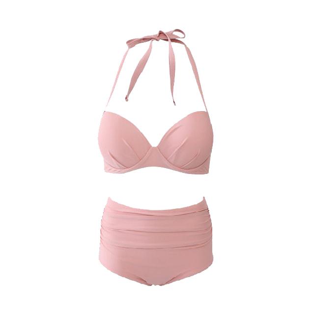 粉色比堅尼