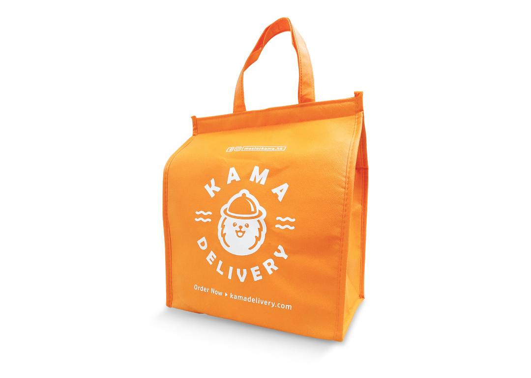 隨單附送可循環再用的保溫袋|【外賣送貨】Kama Delivery真.跨地域美食外賣送貨