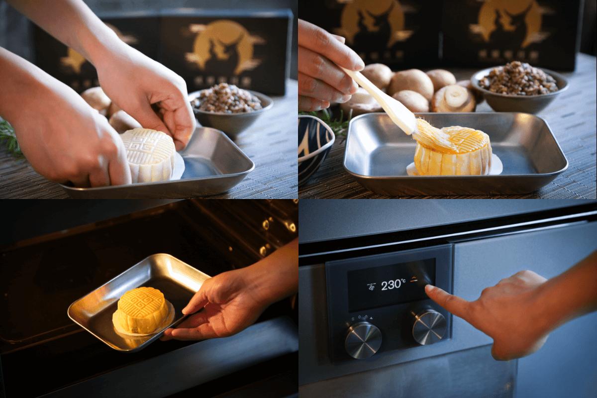 Mooncake Wellingon Baking Guide