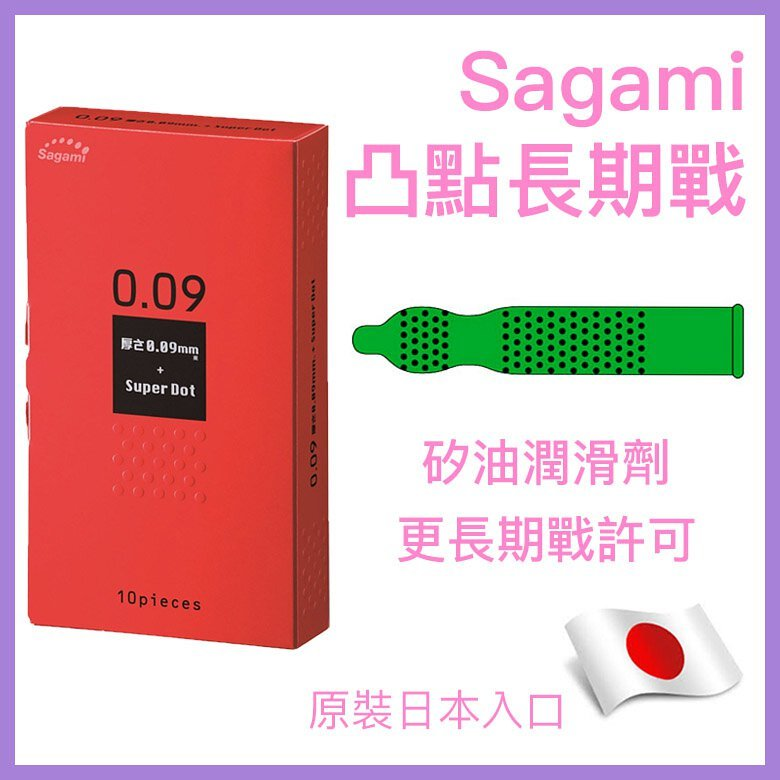 Sagami凸點安全套