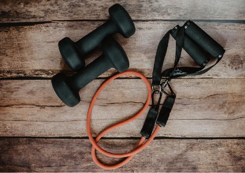 運動後補充蛋白質是重要的營養素
