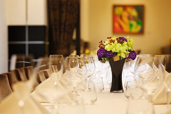 THOMAS CHIEN Restaurant法式餐廳用餐環境