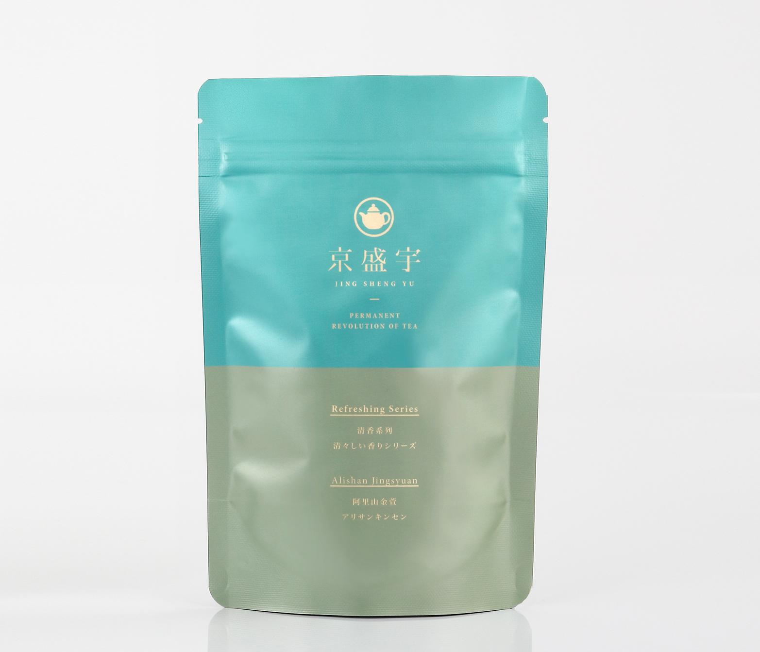 阿里山金萱15入光之茶原葉袋茶茶包 金萱樹種特有的奶糖香,觸動味蕾的驚喜口感。