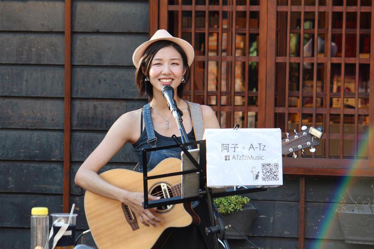 爵士女伶 阿子 擔綱《沒有國家的人》遊戲主題曲主唱
