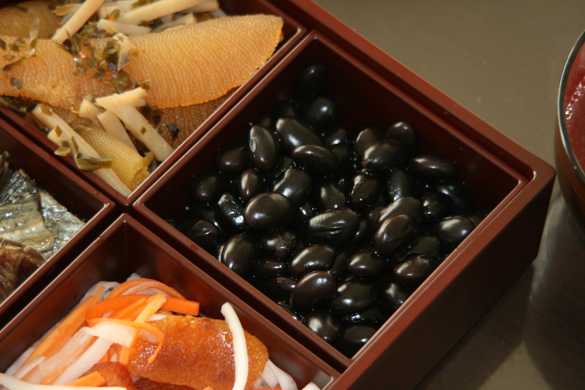 日本家常菜蜜漬黑豆