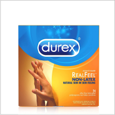 DurexRealFeel安全套