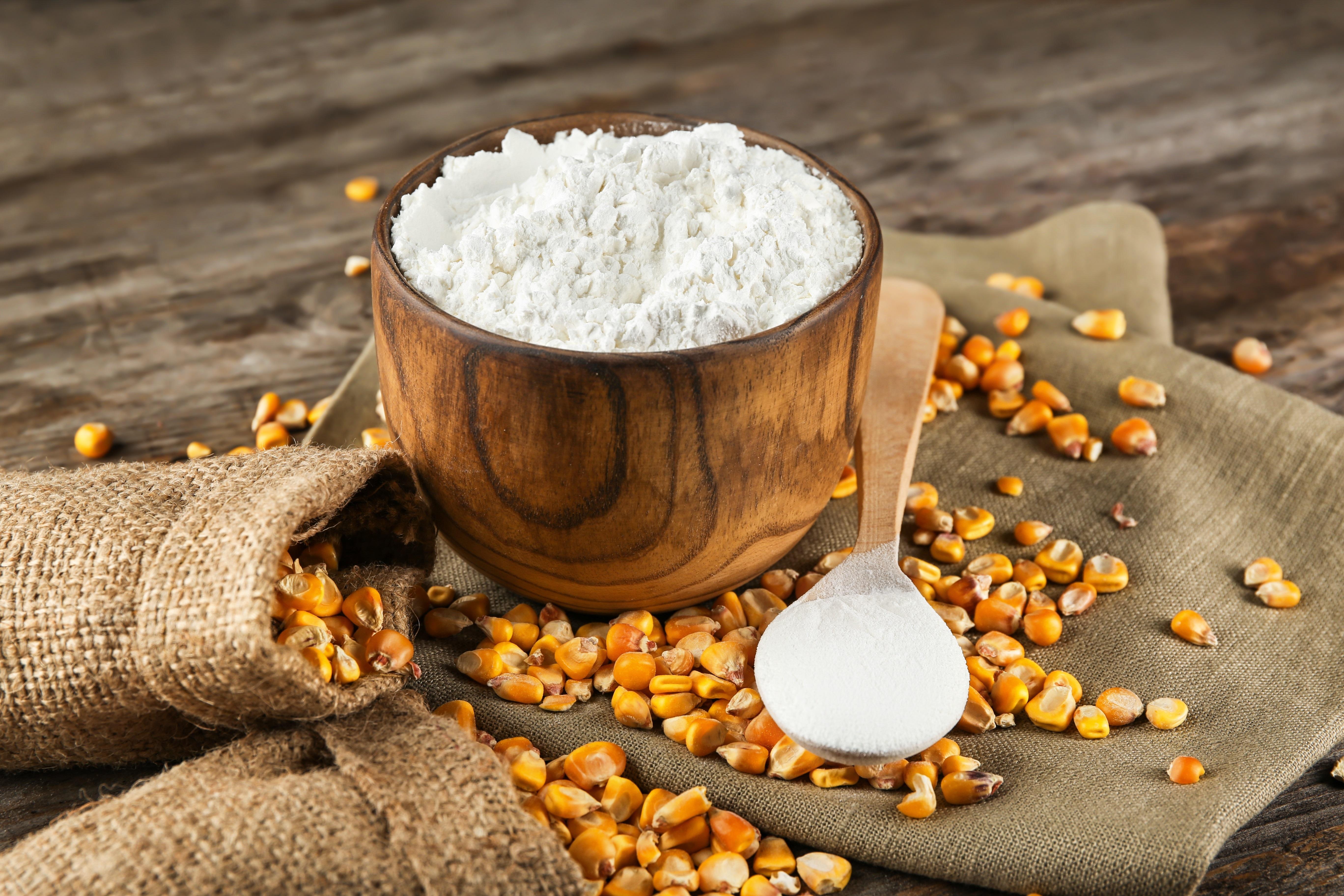 玉米澱粉是什麼
