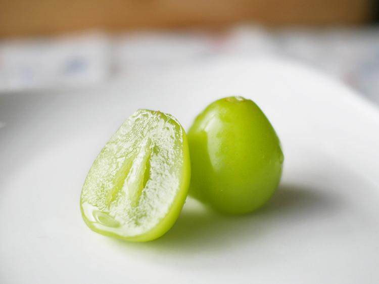 頂級麝香葡萄自帶荔枝蜂蜜香