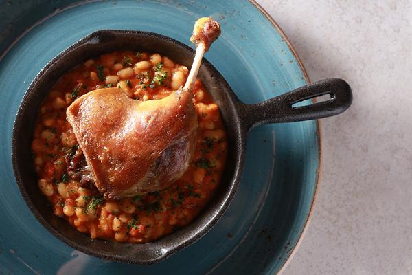 櫻桃鴨料理輕鬆做,在家就能煮出法式高級油封鴨