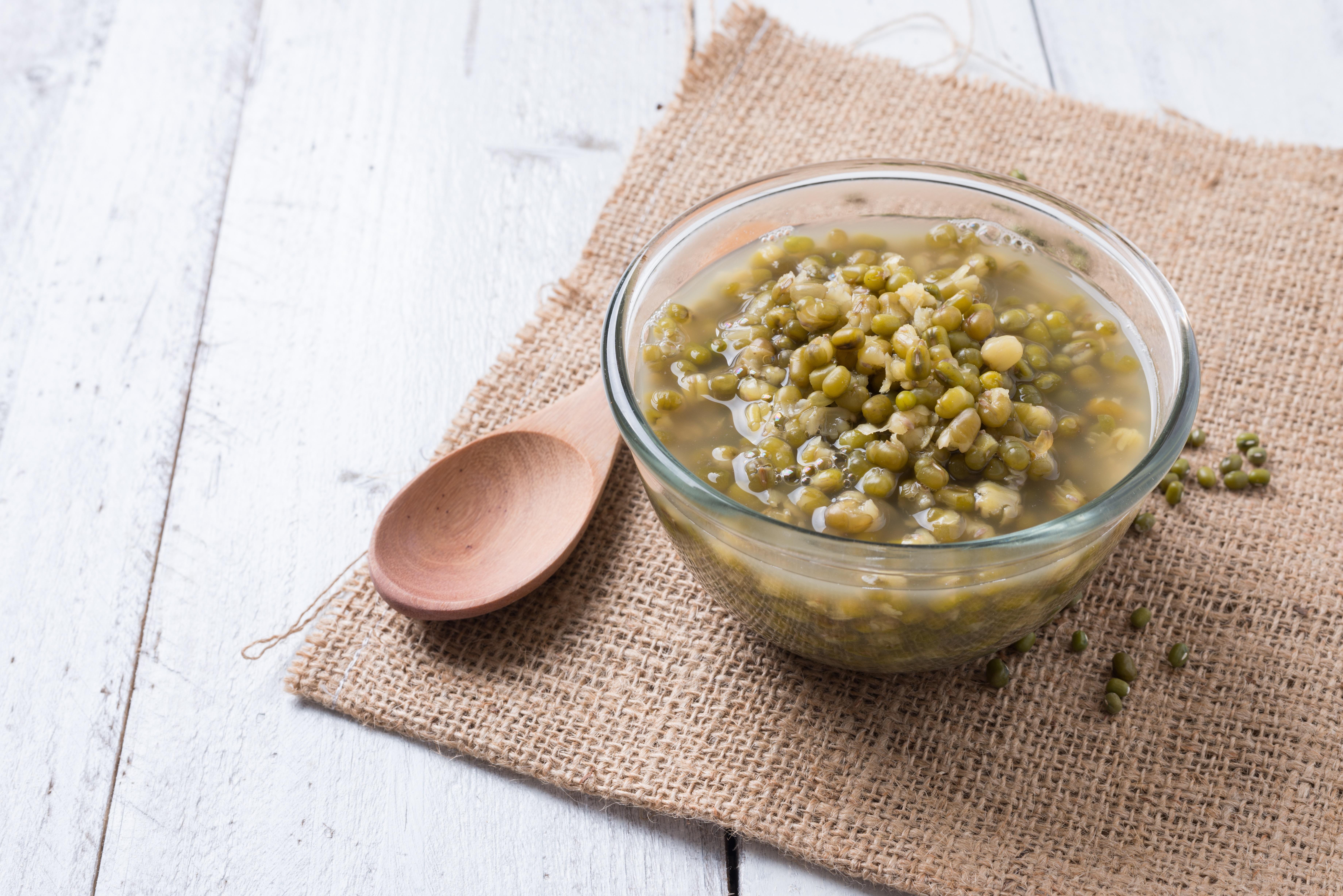 一碗綠豆湯