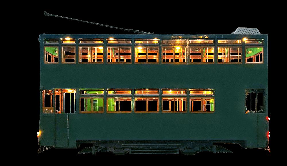 介紹俾外國人之選:普通載客電車 電車派對全景遊2021 Kama Delivery美食外賣速遞