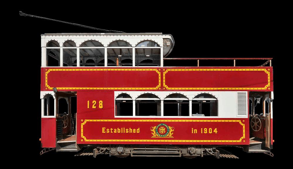 開生日Party之選:紅色古典派對電車 電車派對全景遊2021 Kama Delivery美食外賣速遞