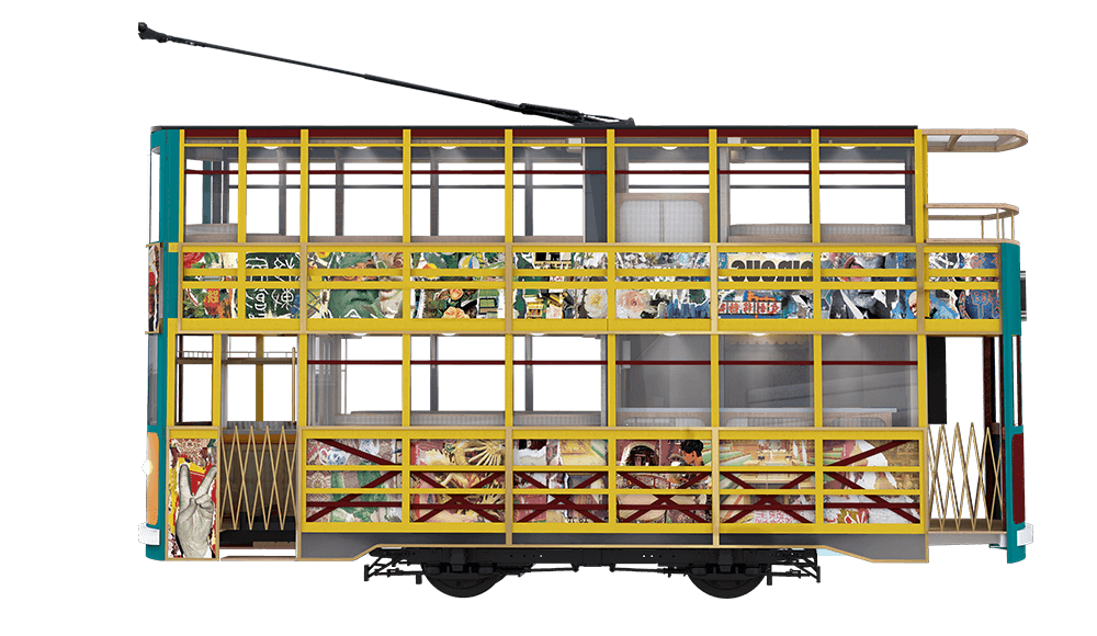 Farewell歡送派對之選:Tram No.18 電車派對全景遊2021 Kama Delivery美食外賣速遞