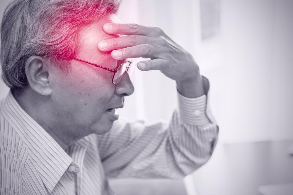 心血管疾病徵兆:頭痛